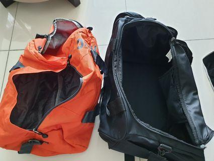 Mens Gym Bags 2 pcs
