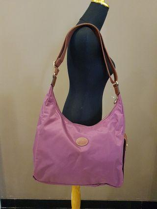 Longchamp Le Pliage Hobo (authentic)