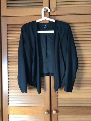 H&M Asymmetric Blazer #GayaRaya