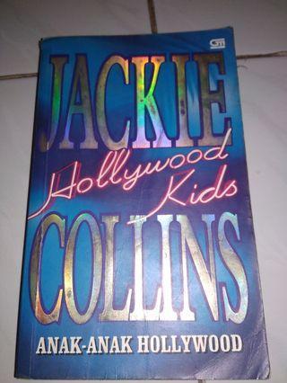 Novel Jackie Collins Hollywood Kids