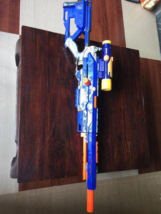 Nerf Longstrike with special scope