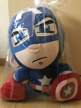 Captain America Avenger Plushie