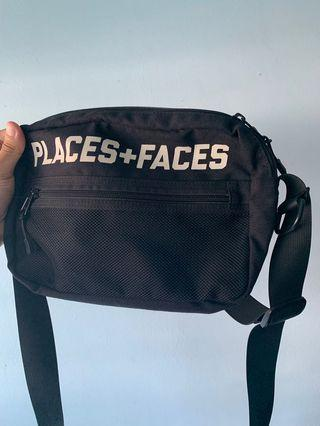 Places + faces sling