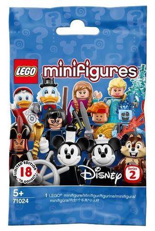 Lego 71024 Disney Minifigure Series 2