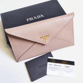 #BAPAU Prada Wallet