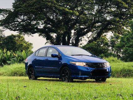 Honda City 1.5 Sedan i-VTEC Auto