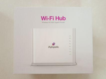 Myrepublic Wifi Hub