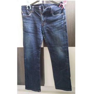 """Uniqlo Jeans Denim Pants 32"""""""