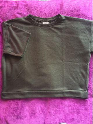 Gaudi Crop Top Tshirt