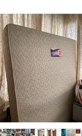 Hardly used mattress