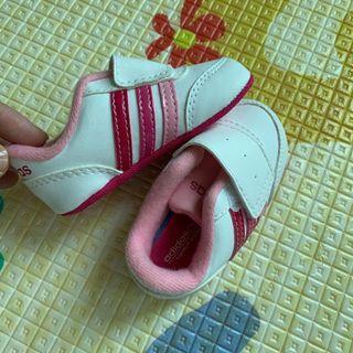 Adidas Pink babygirl newborn - 3 months shoes
