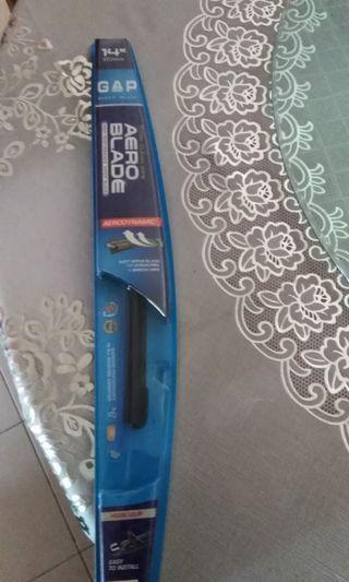 Car wiper size 14inch