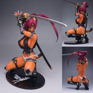 YAMATO動物系列  山貓-綠玉 Animal Girls Lynx 1/6 Pvc Figure