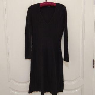 Black Dress Moda