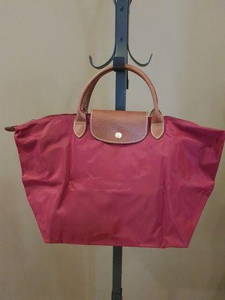 Longchamp totebag pliage