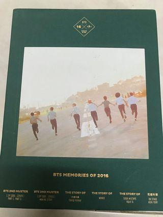 BTS MEMORIES 2016 FOREVER YOUNG PC