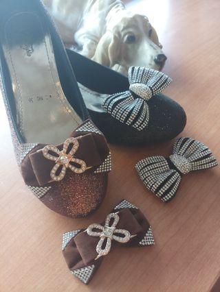 Shoeclip Jepit Sepatu