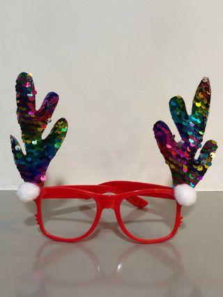 Party Cute Sequin Glasses