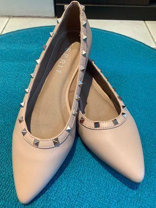 🚚 Esprit Ballet Flats brand new (Nude / Size US 6.5)