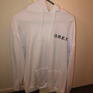 NEW Obey hoodie authentic (size M)