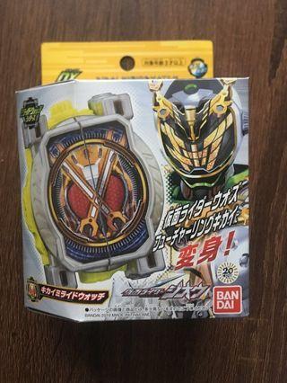 幪面超人 時王 Kamen Rider Zi-O DX Kikai Miridewatch Woz riderwatch