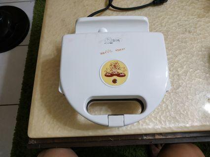 獅子心 鬆餅機