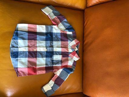 🚚 Authentic Oshkosh B'gosh long-sleeved shirt