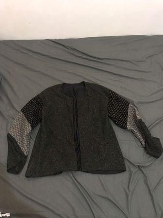 outer wool Jaquard