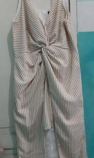 Label eight dress
