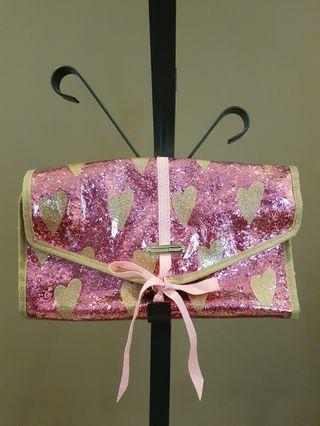 Victoria Secret cosmetic bag/hanging shower