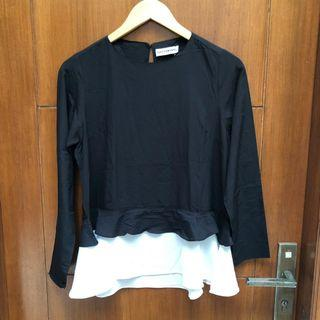 Cottonink BW Top