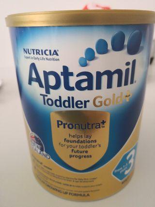 🚚 Nutricia Aptamil Gold+ Stage 3 Milk Powder (Age 1-3)