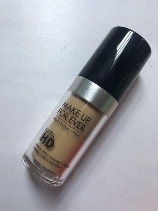 Make up for ever ultra hd foundation y225