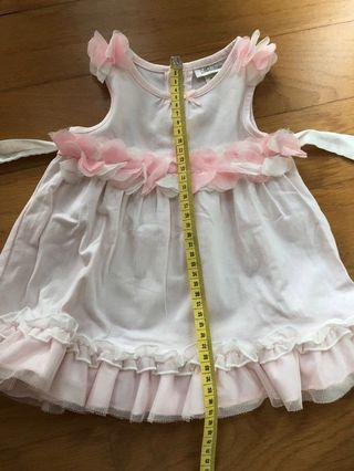 Miniclassix dress 9-12m