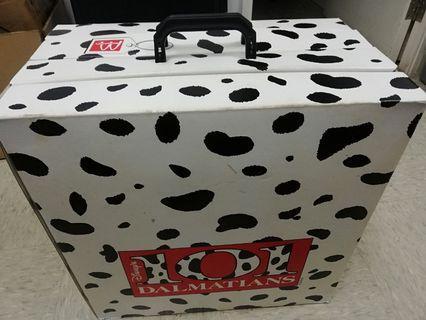 101斑點狗盒裝收藏品麥當勞