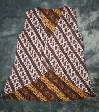 #BAPAU Outer Batik 2 motif