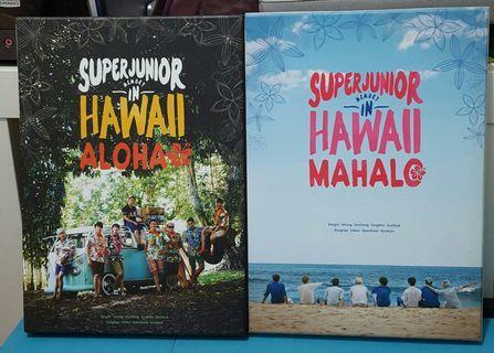 Super Junior 寫真2本(可散買)