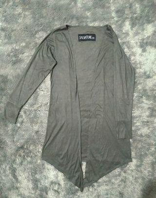 #BAPAU Grey Cardigan