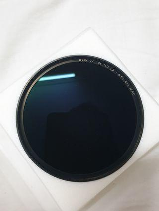 🚚 B+W 77mm MRC 106M Solid 1.8/6 Stop ND Filter