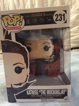 ♡ Katniss the Mockingjay Funko Pop