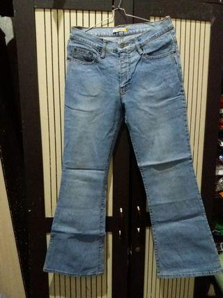 Duat jeans