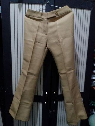 Celana kerja mint
