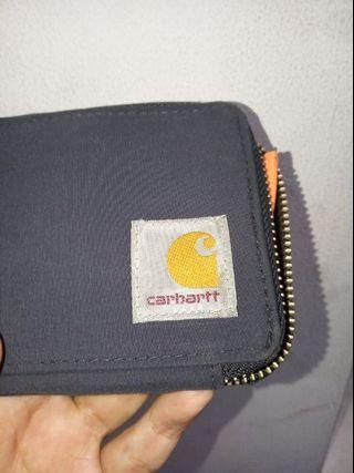 Carhartt zip wallet