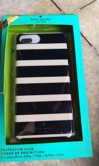 Kate Spade iPhone 8+/ 7+/ 6s+/ 6+ Case Authentic