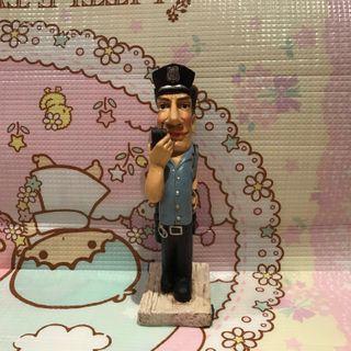 美國警察造型眼鏡座🇱🇷👮🏻♂️American policeman styling eyeglasses stand