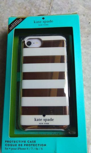 Kate Spade iPhone 8/ 7/ 6/ 6s Case Authentic