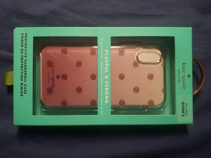 Kate Spade iPhone X Case Authentic