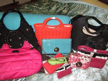 🚚 Pre-Loved Authentic Bags