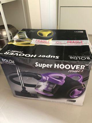 Vacuum Cleaner Bolde Super Hoover Max One