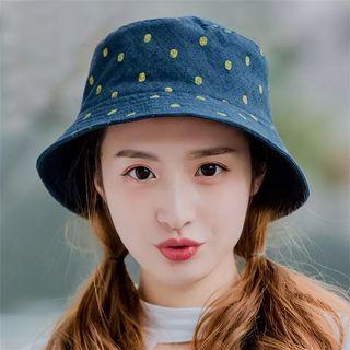 🚚 Pineapple Printed Bucket Hat